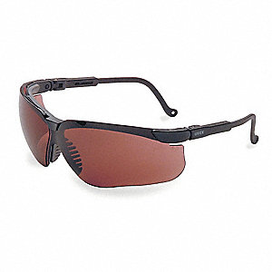 Genesis® Anti-Fog Safety Glasses, SCT-Gray Lens Color