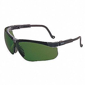 Genesis® Scratch-Resistant Safety Glasses, Shade 3.0 Lens Color