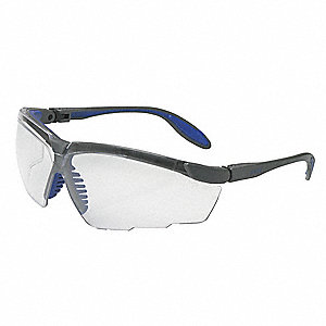 Uvex Genesis X2 (TM) Anti-Fog Safety Glasses, Clear Lens Color