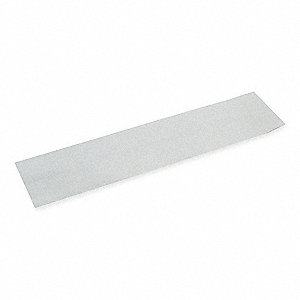 White Reflective Tape, Paper, For Use With Retroreflective Sensors
