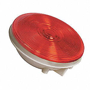 Economy Stop/Tail/Turn Lamp,Red