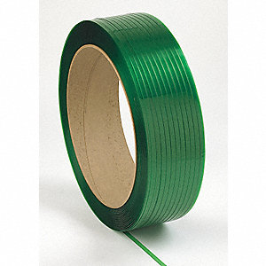 STRAPPING,POLYESTER,SMOOTH,5800 FT.