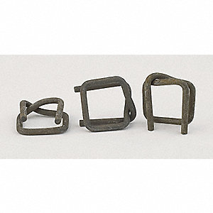 Strapping Buckle,3/4 In.,PK1000