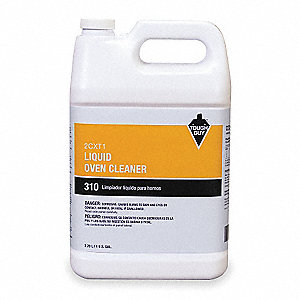 Oven and Grill Cleaner,128 oz.,74 gal.