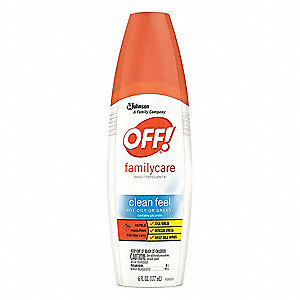 Insect Repellent,Clean Feel Spritz