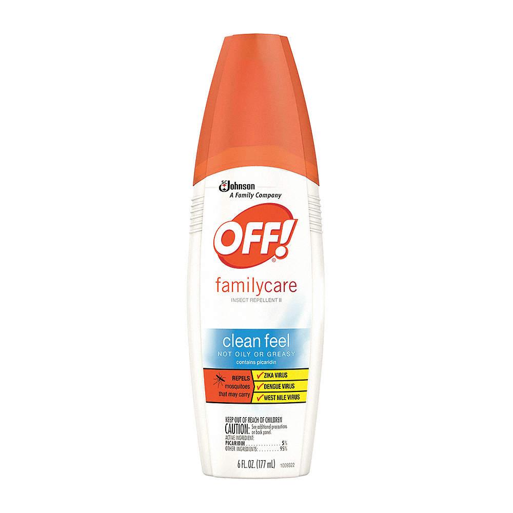 Off Insect Repellent Liquid Spray 6