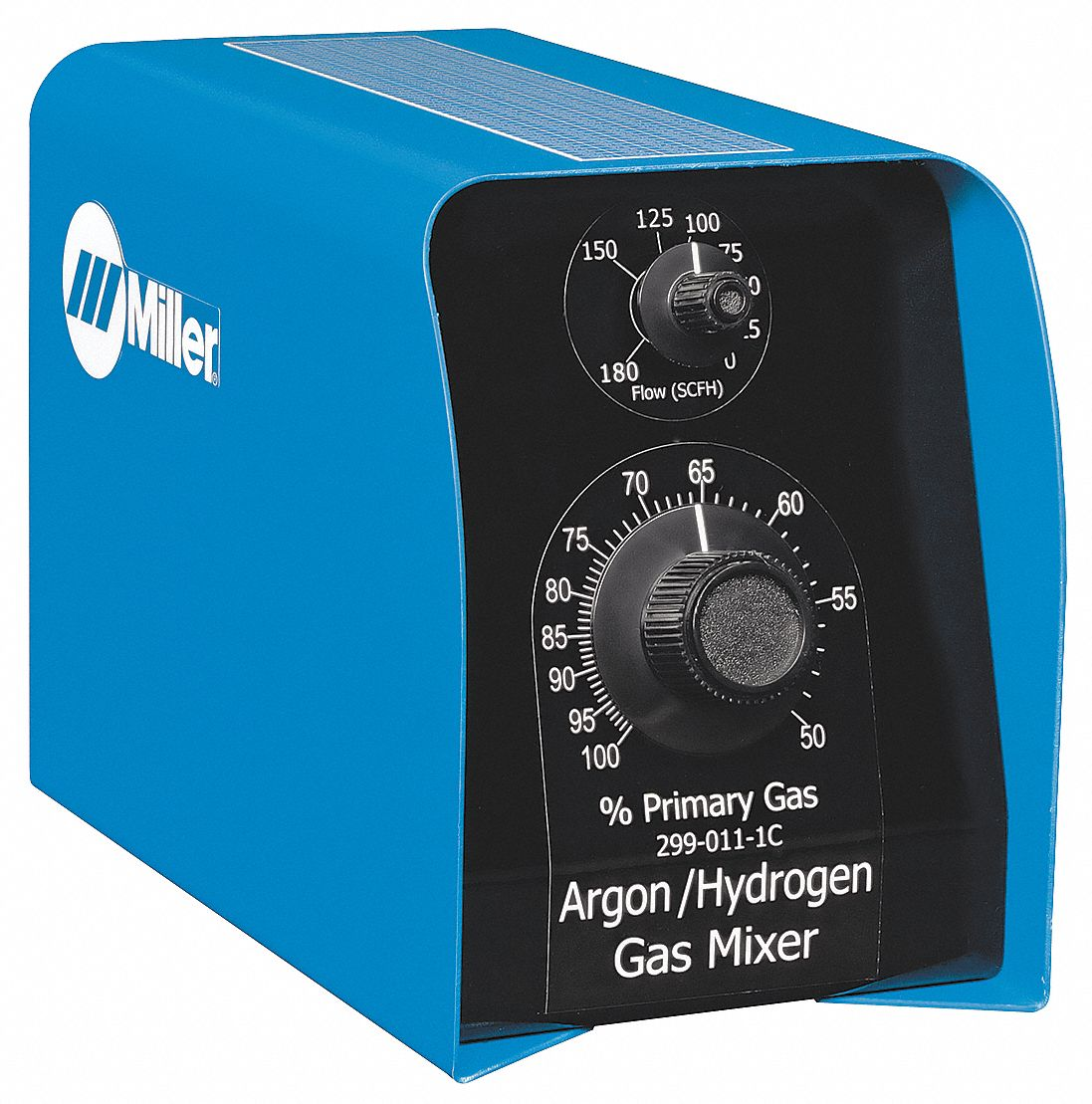 MILLER ELECTRIC Two Gas Mixer for Argon and Hydrogen with 10 to 180 ...