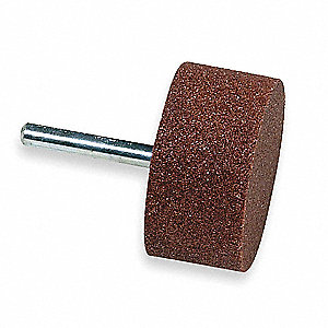 Vitrified Mounted Point, 2  x 1in,60G