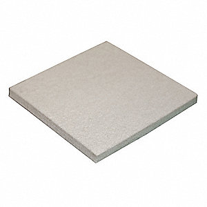Felt Sheet, F1, 1/4 In Thick, 60 x 12 In