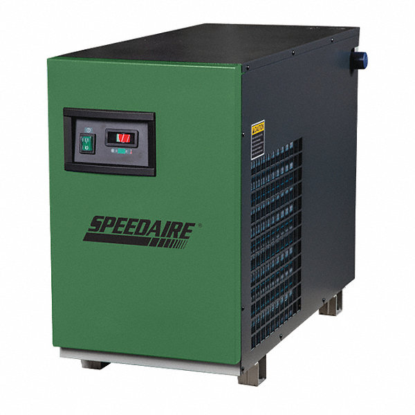 Speedaire 100 Cfm Compressed Air Dryer For 25hp Maximum