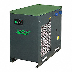 300 CFM Compressed Air Dryer, For 75HP Maximum Air Compressor, 232 psi