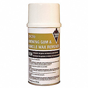 Gum and Wax Remover,5 oz.