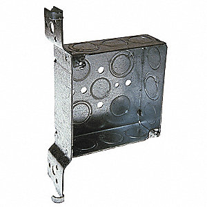 Electrical Square Box,21Cu In