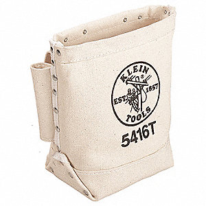 Natural Tool Pouch, Canvas