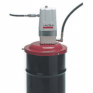 Grease Pump,120 lb./16 gal. Drum,50:1