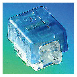 2-Port Dry Environment, Run Tap Insulation Displacement Connector, PK of 1000