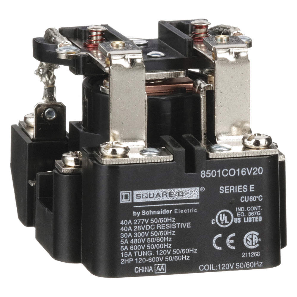 Square D 120vac 8 Pin Surface Open Power Relay Electrical Zoom Out Reset Put Photo At Full Then Double Click