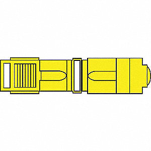 1-Port Dry Environment, T Tap Insulation Displacement Connector, PK of 1000