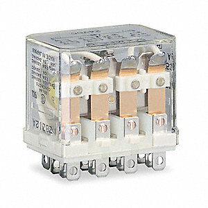 RELAY PLUG IN 240VAC