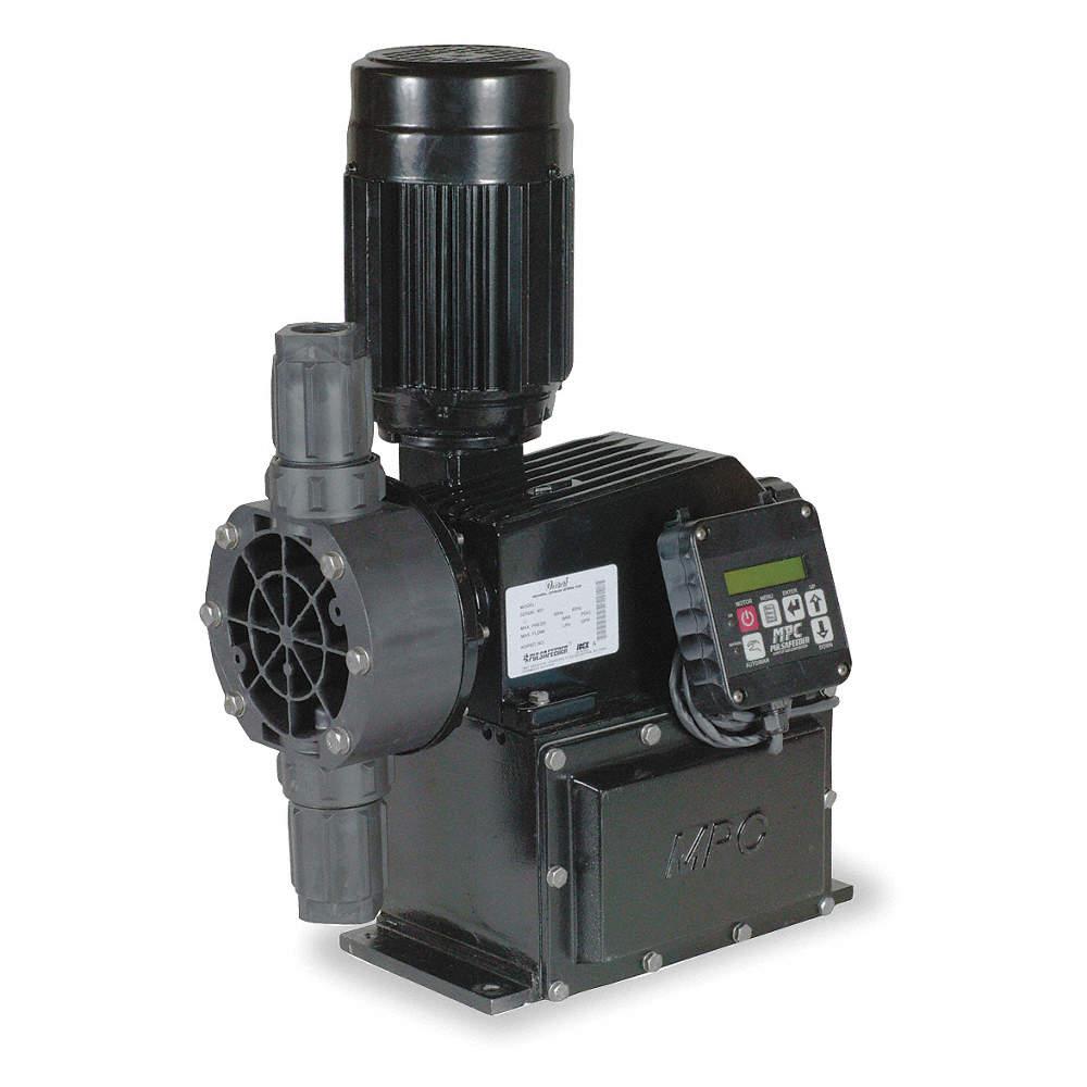 OMNI Chemical Metering Pump - 2DZF2|DC2C5FP-M1XE - Grainger