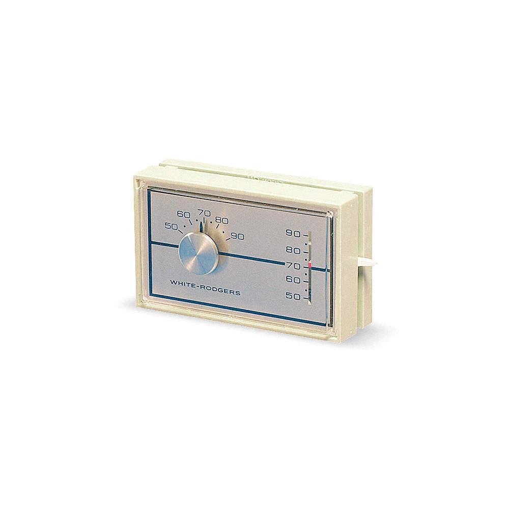 WHITE-RODGERS Low Voltage T-Stat - 2E632|1D36-316 - Grainger