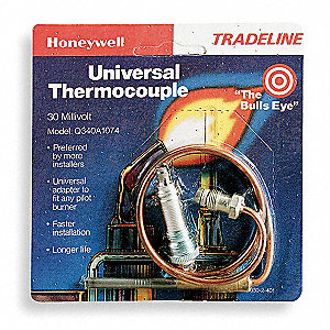 Thermocouple,18 In