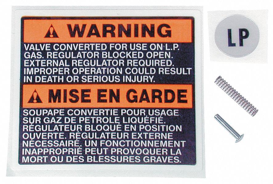Gas Heater Accessories