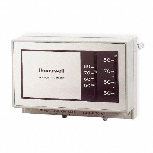 Honeywell Mechanical Thermostat 2e974 T841a1050 Grainger