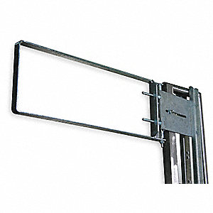 Safety Gate,A,25 to 27-1/2 In,Steel