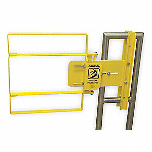Safety Gate,XL,22 to 24-1/2 In,Steel