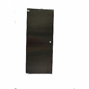 "Door Toilet Partition, 304 Stainless Steel, Satin, 58"" x 24"""