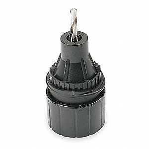 Large Chuck,3/32-3/4 In,For 6YB32-6YB33