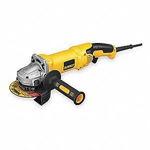 "5"" or 6"" Angle Grinder, 13.0 Amps"