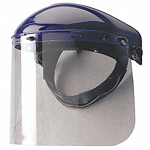 Ratchet Faceshield Assembly,8x15 1/2 In