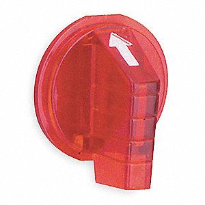 30mm Knob Selector Switch Knob, Red
