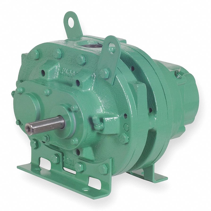 Positive Displacement Blower/Vacuum Pump; Inlet Dia.: 2 in (F)NPT, Outlet Dia.: 2 in (F)NPT