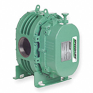 "Positive Displacement Blower/Vacuum Pump; Inlet Dia.: 1.5"" (F)NPT, Outlet Dia.: 1.5"" (F)NPT"