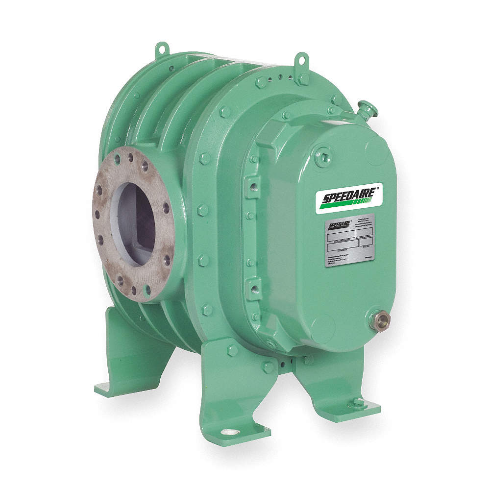 Positive Displacement Blower/Vacuum Pump