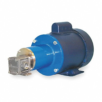 2ERF1 - Gear Pump Magnetic Drive 1/2HP 1 Phase