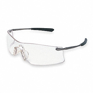 Rubicon® Anti-Fog, Scratch-Resistant Safety Glasses, Clear Lens Color