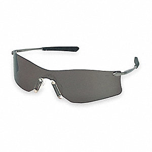 Rubicon® Anti-Fog, Scratch-Resistant Safety Glasses , Gray Lens Color
