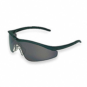 Triwear® Anti-Fog, Scratch-Resistant Safety Glasses , Gray Lens Color