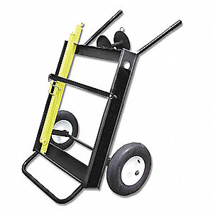 Warning Line Transporter,40 In. L