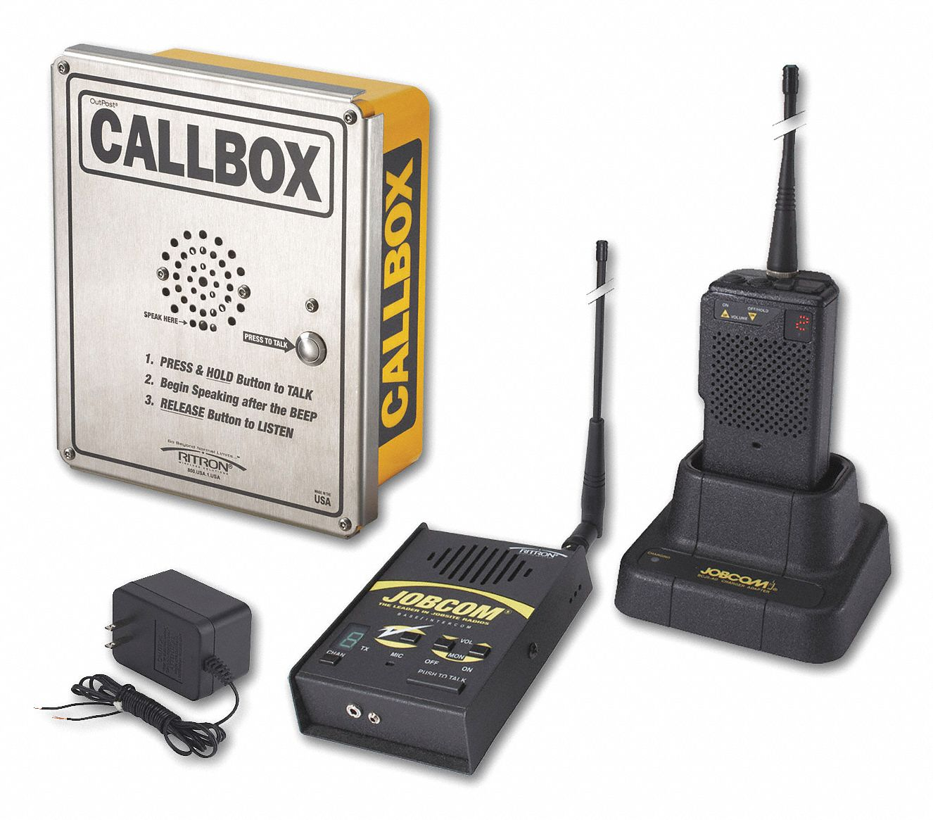 Wireless Call Boxes