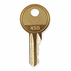 Replacement key, Size: 22mm
