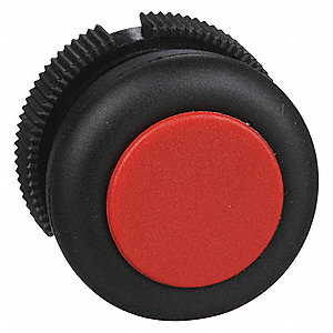 Non-Illum Push Button Operator,Red