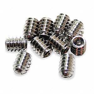Allen Head Set Screws, For Use With Shower Heads