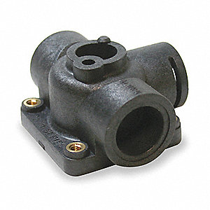 Left-Hand Valve Body, For Use With Lavatories, Showers, Combination Lavatory And Toilet Valves