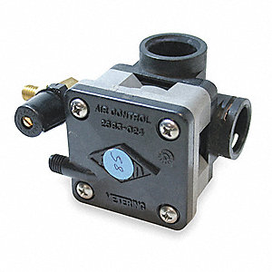 PLASTIC VALVE ASSEMBLY