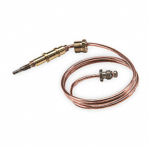 Thermocouple,Low Mass,Lead Length 27 In